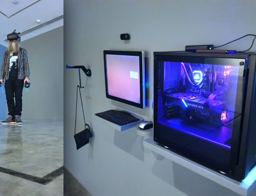 Electronic Monuments – Commissioned Virtual Reality work